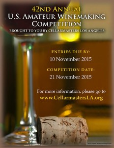 2105 Wine Competition