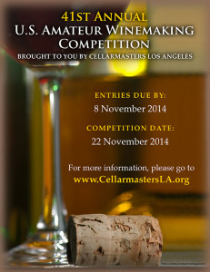 41st Winemaking Competition for email